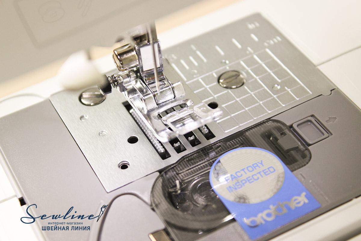 лапка на швейную машинку Бразер