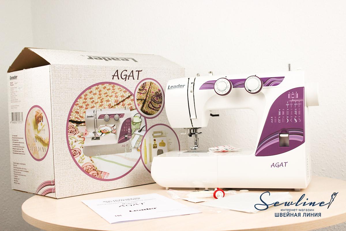 Швейная машинка Leader AGAT