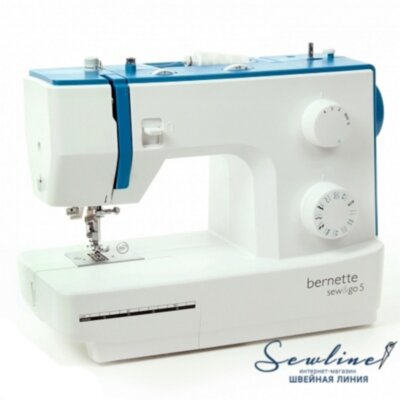 BERNINA Bernette Sew and Go5 швейная машина