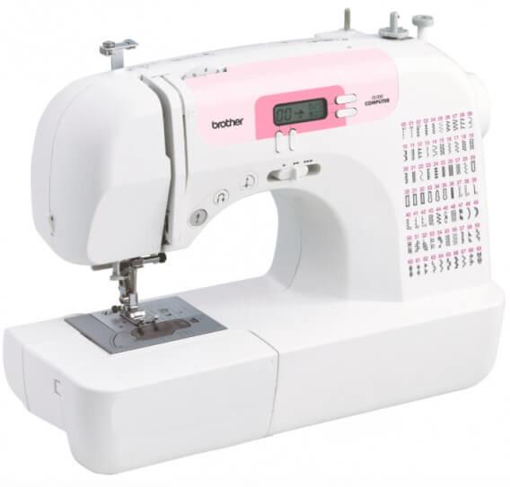 компьютеризированная швейная машинка